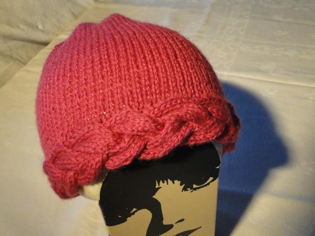 comment tricoter un bonnet a torsades