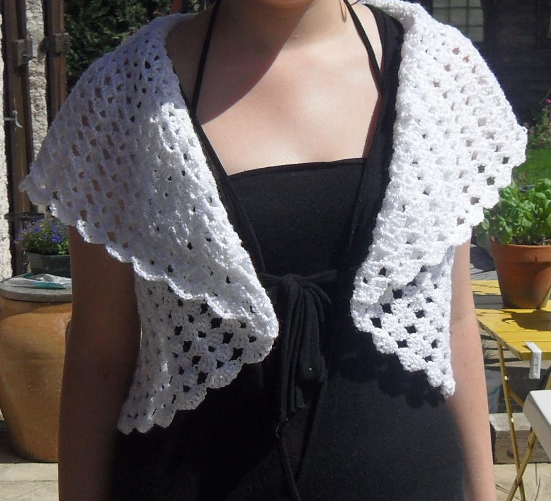 comment tricoter un bolero