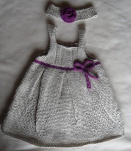 petite robe bébé